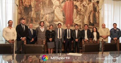 Presentazione Festa del rugby a Catania