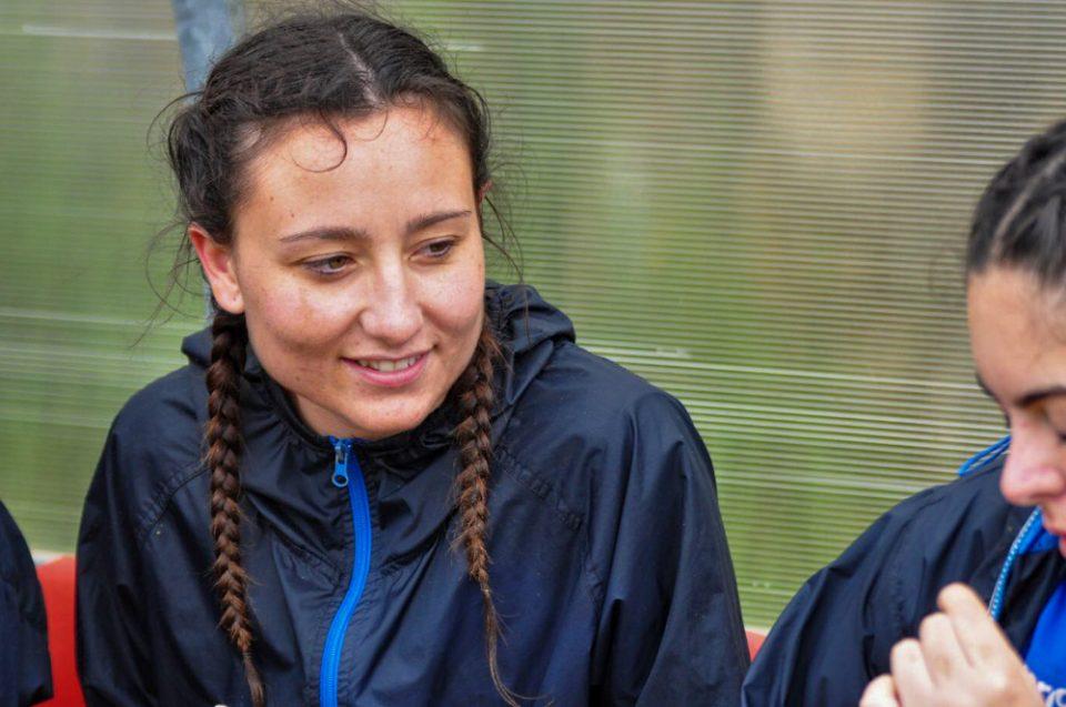 Rossana Vindigni - Vice capitano (foto di Milena Pelligra)