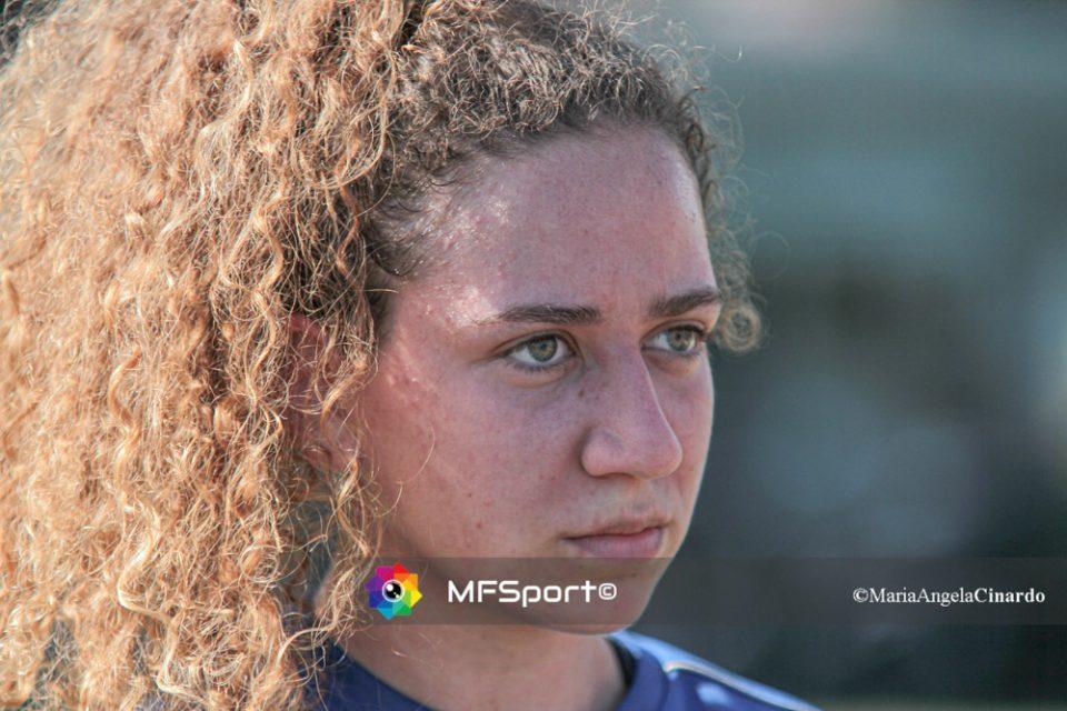 Alessia Bianco - Capitano Ragusa Rugby