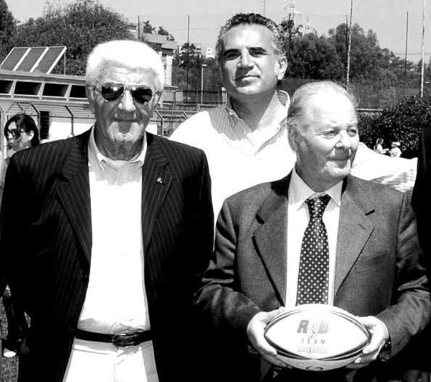 Turi Gemmellaro e Benito Paolone