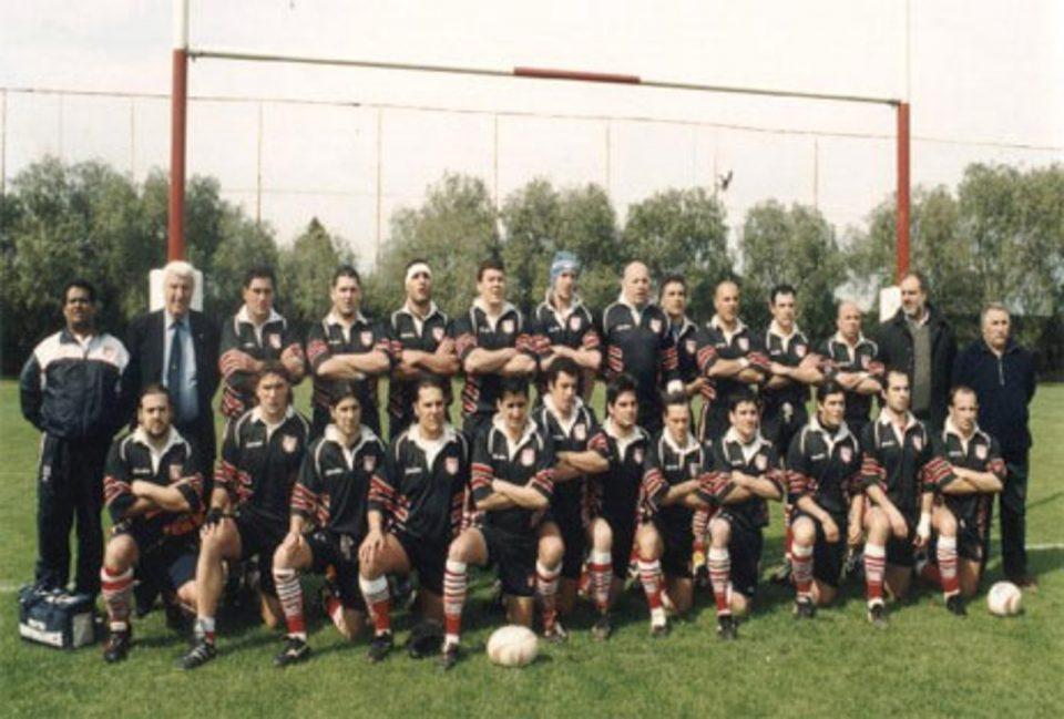 L'Amatori Catania rugby
