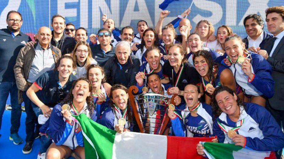 Roberta Bianconi con l'Orizzonte Catania