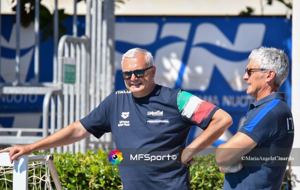 Sandro Campagna e Amedeo Pomilio