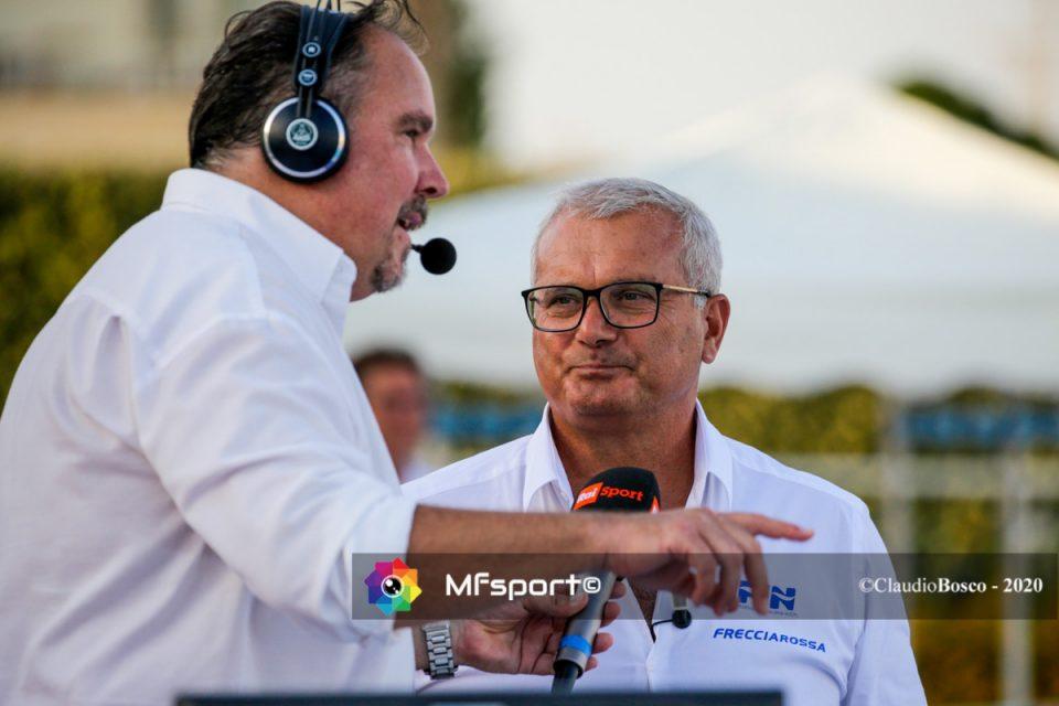 Dario Di Gennaro intervista Sandro Campagna