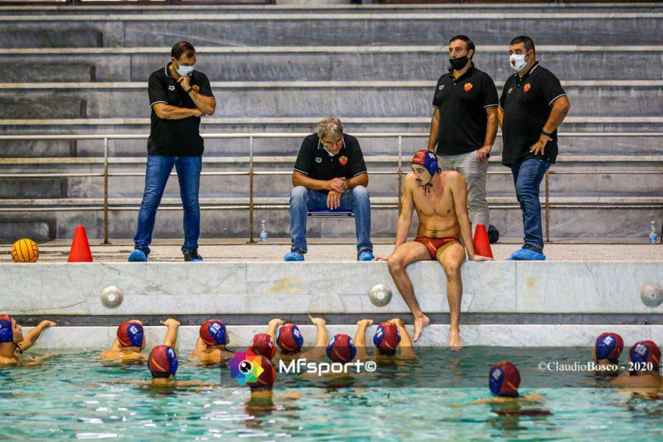 Massimo Tafuri e la Nuoto Roma
