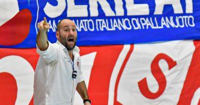 Gabriele Luccianti, coach Iren Genova Quinto