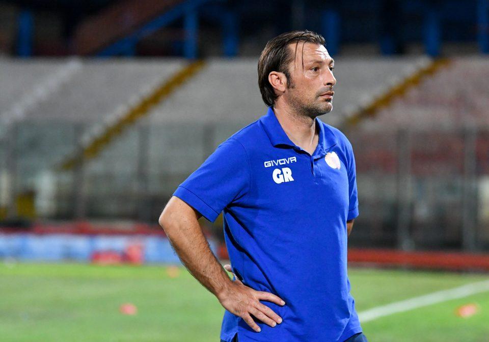 Giuseppe Raffaele (coach Catania)