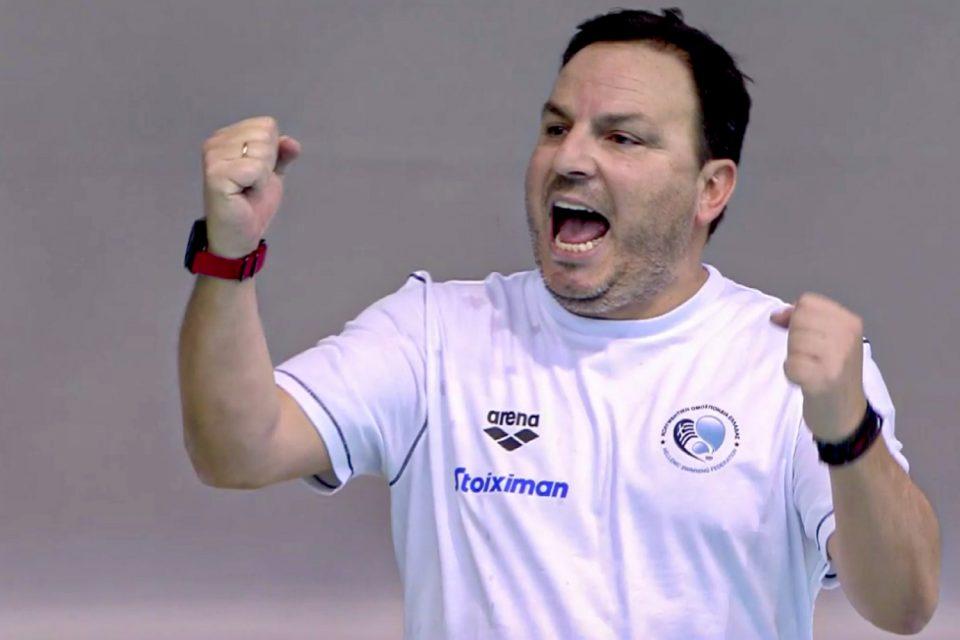 Thodoris Vlachos head coach della Grecia