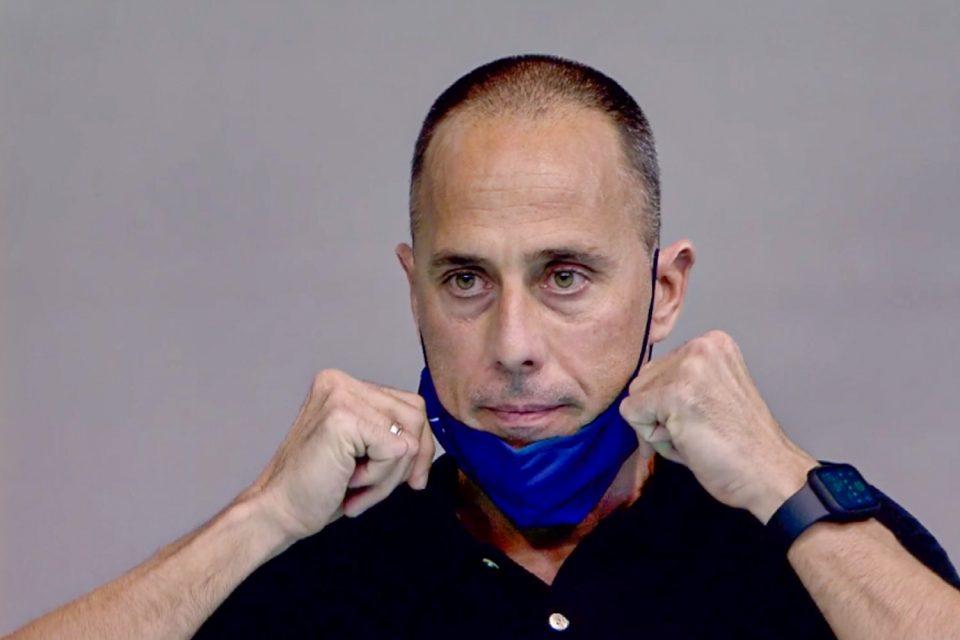 David Martin allenatore degli spagnoli