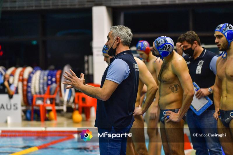 Alessandro Bovo coach dell'AN Brescia