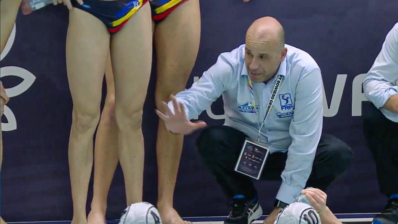 Athanasios Kechagias coach della Romania