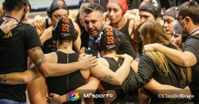 La squadra della SIS Roma