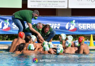 Pallanuoto maschile A1 terza giornata: cc Ortigia