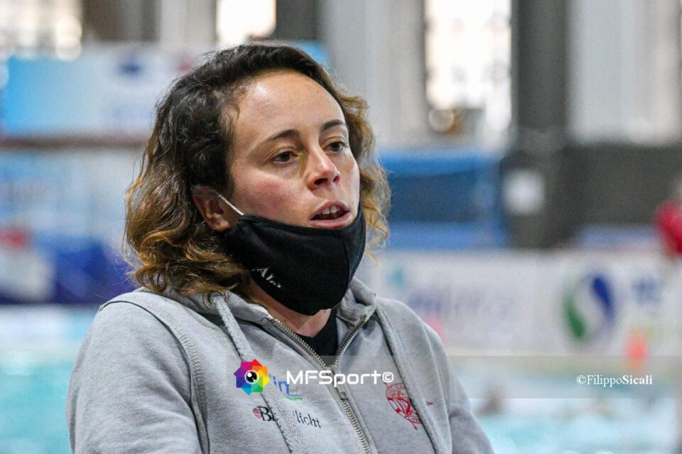 Aleksandra Cotti coach della RN Florentia