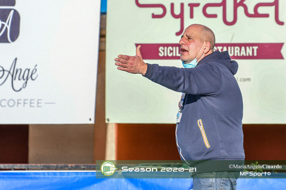 Gu Baldineti, tecnico del Telimar