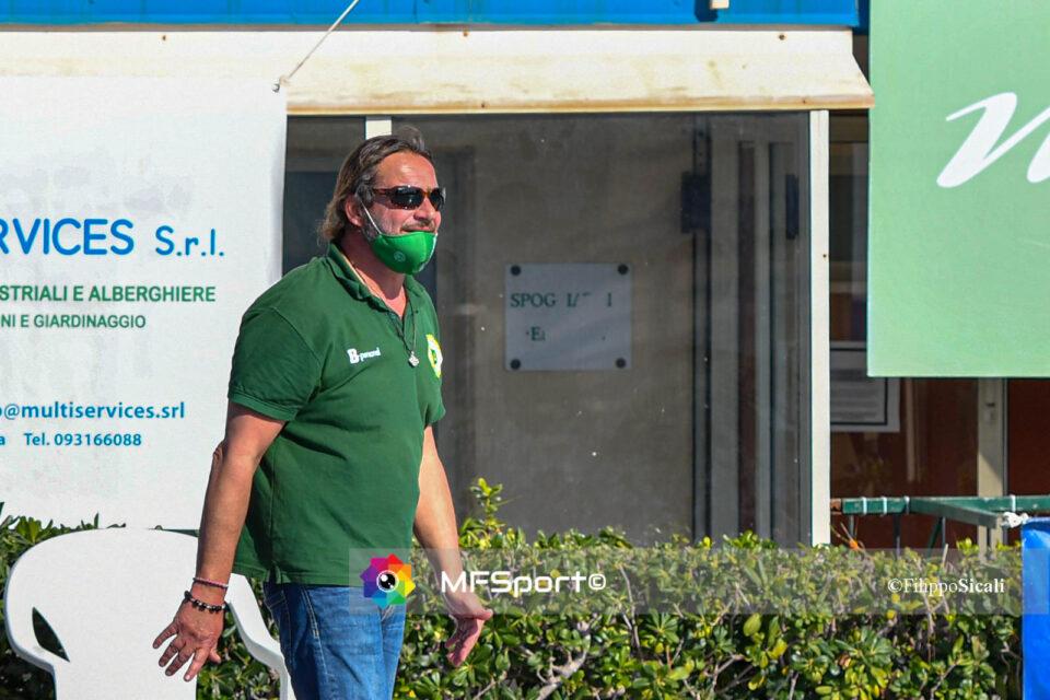 Stefano Piccardo coach del Circolo Canottieri Ortigia