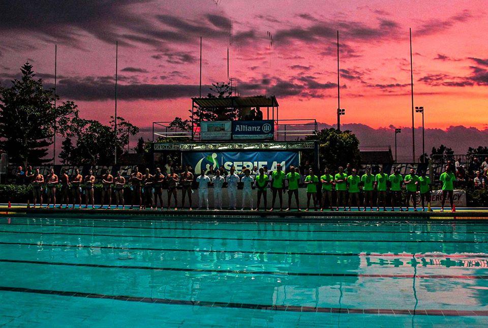 La piscina del CC Ortigia