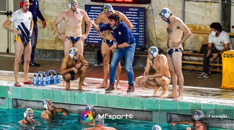 metanopoli lazio La Waterpolo Milano Metanopoli con il coach Fabio Gambacorta