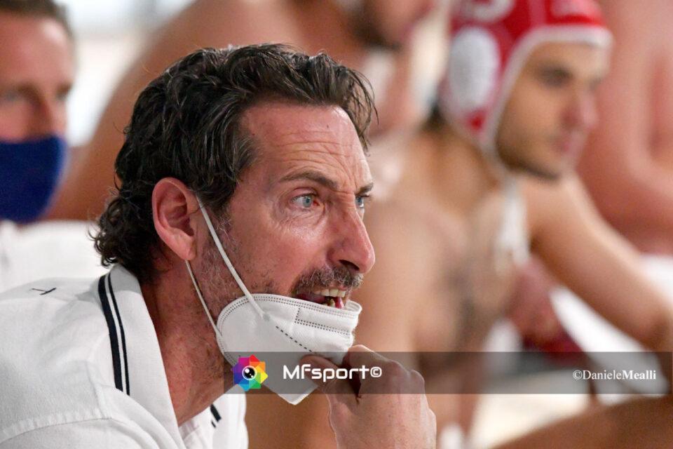 RN Florentia sconfitta il coach della Florentia Minetti