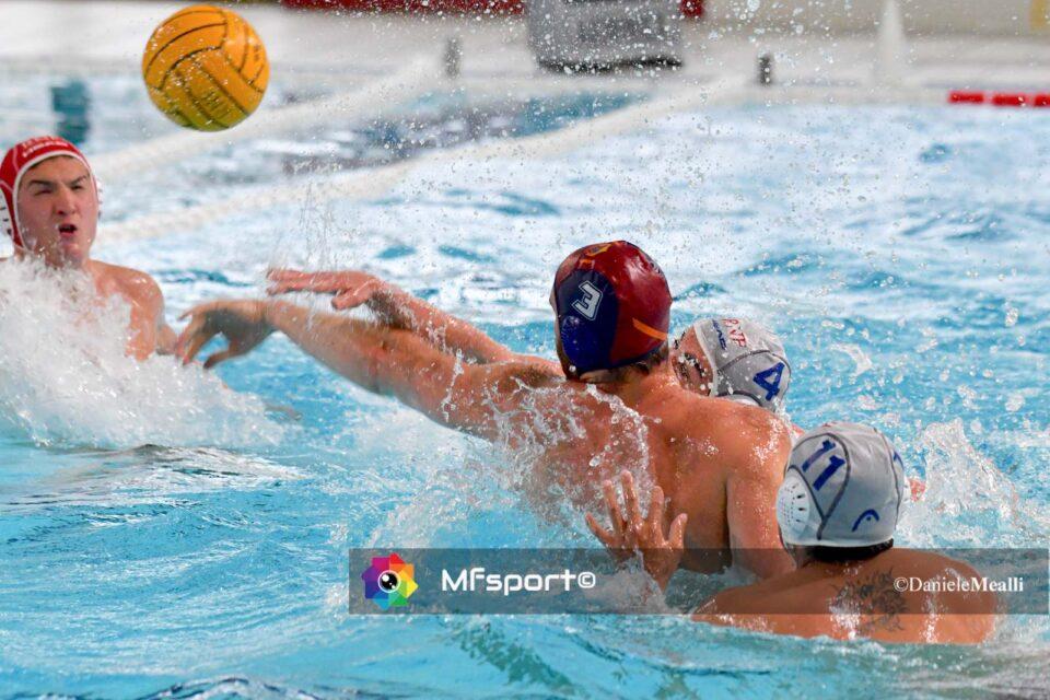 Marko Vavic (Roma Nuoto) al tiro