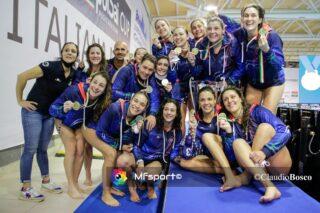 L'Ekipe Orizzonte festeggia con la Coppa Italia
