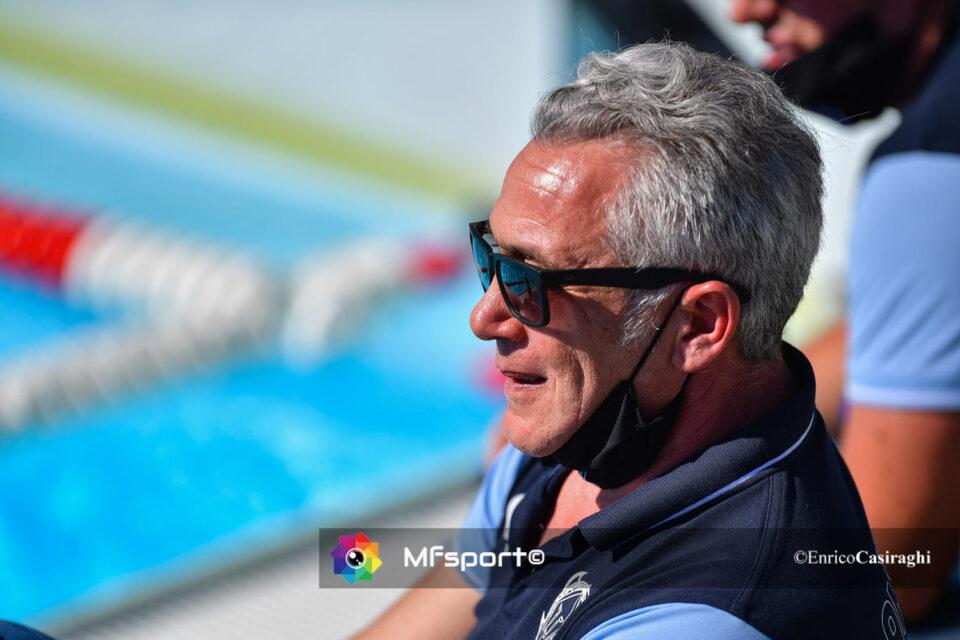 Sandro Bovo coach AN Brescia