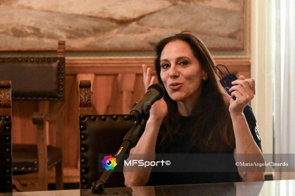 Martina Miceli coach dell'Ekipe Orizzonte