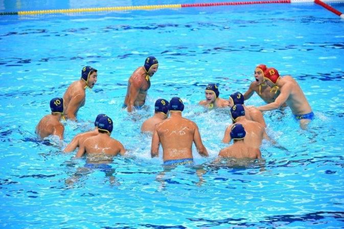 La nazionale di pallanuoto del Kazakistan (Credito fotografico: olympic.kz)
