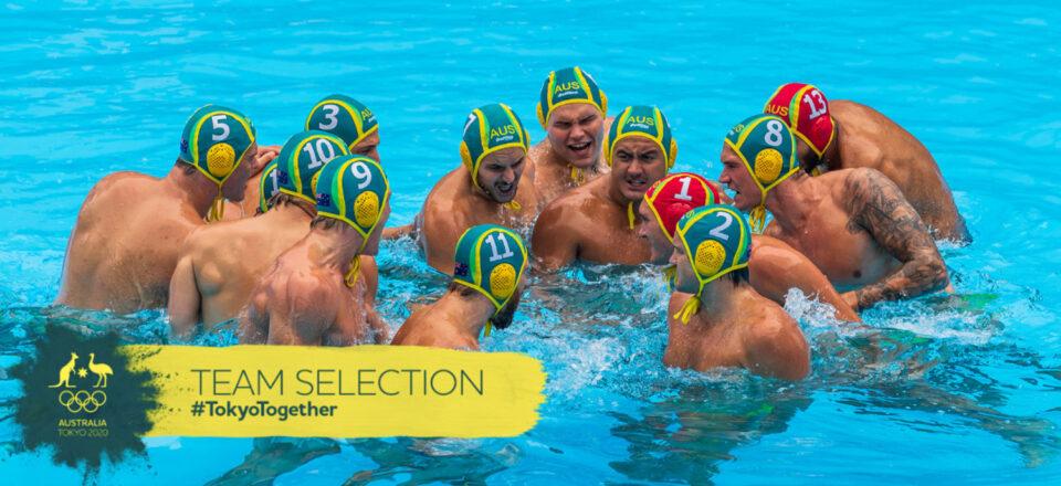 La nazionale di pallanuoto dell'Australia (fonte: waterpoloaustralia.com)