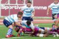 """Rugby, Fiamme Oro, Castagna: """"I ragazzi hanno messo in campo il cuore""""."""